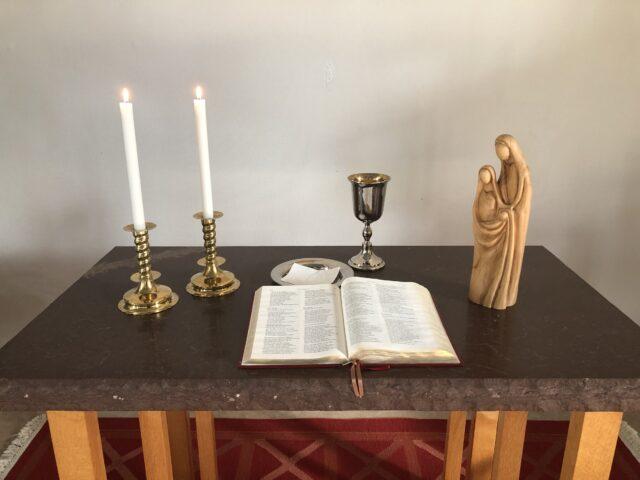 Söndag 17 oktober 10:00 Gudstjänst med Nattvard, Predikan:Lars Bynert, Sång och kyrkkaffe