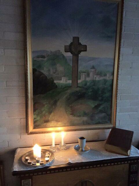 Pastor Berit Scotts tankar i en osäker tid