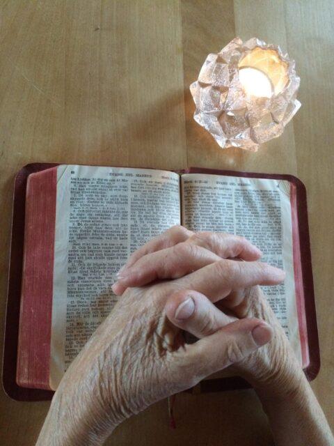 Tisdagstankar 11/5 från pastor Berit Scott
