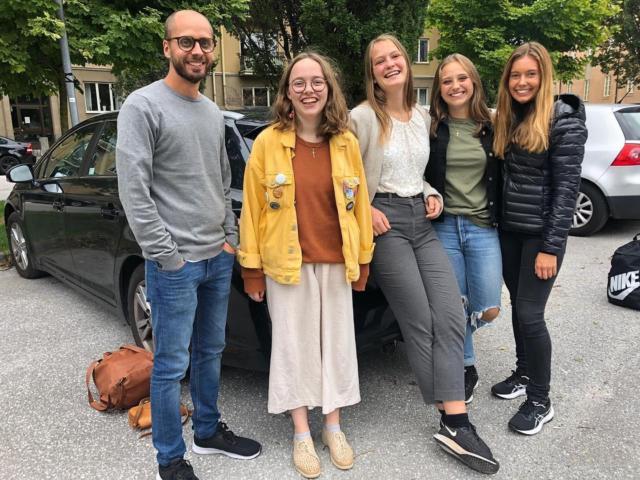 INSTÄLLT pga sjukdom!Ungdomar från Apg29 kommer till Ed o Bengtsfors 19-26/9