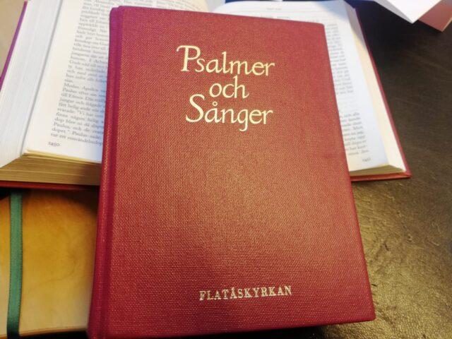 Vill du låna en psalmbok?
