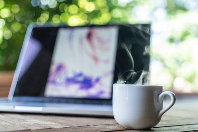 Välkommen på digitalt kyrkkaffe