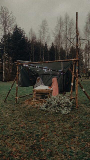 Julkrubba och julspel