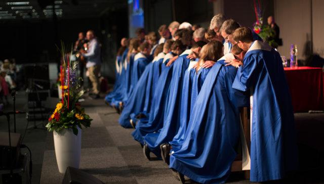 Kyrkokonferensens avslutningsgudstjänst Webbsändning i Gudbykyrkan kl. 11.oo söndagen den 26 september