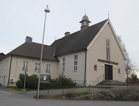 Gudstjänst i Viakyrkan Nynäshamn söndagen den 24 oktober kl. 11.00