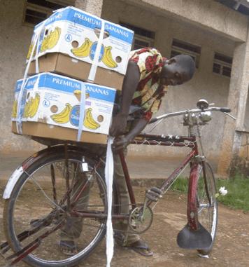 Skänk materiel till Kongo