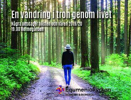 En vandring i tron genom livet