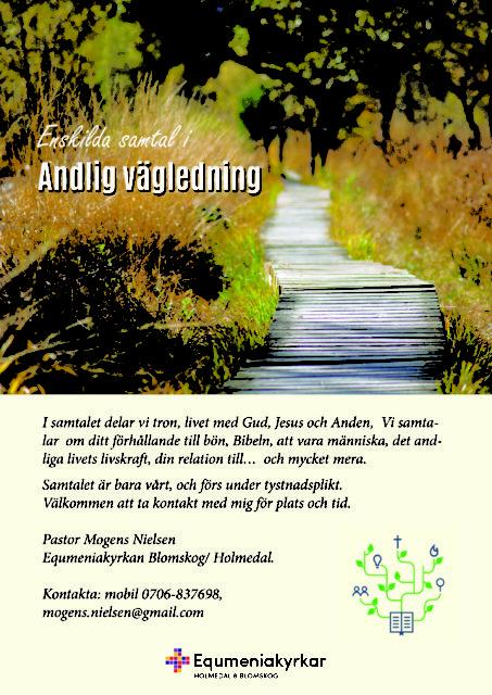 Andlig vägledning