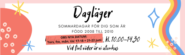 Dagläger