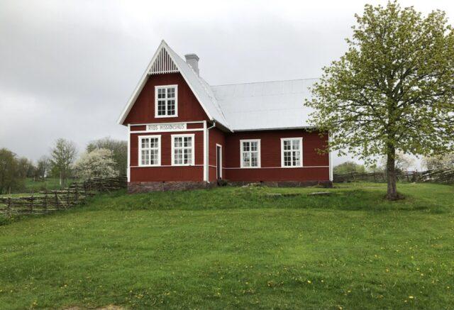 Helgmålsbön Ryds missionshus