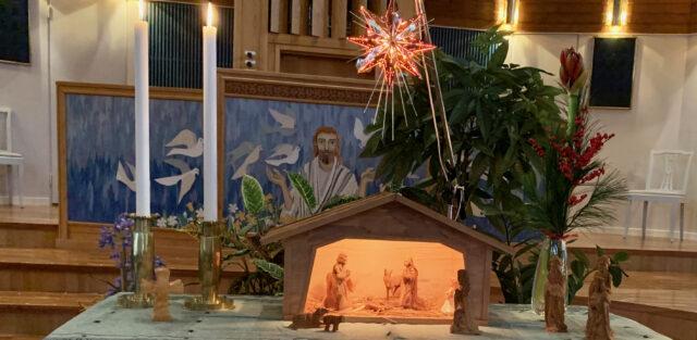 Jul- och familjefest Trettondagen