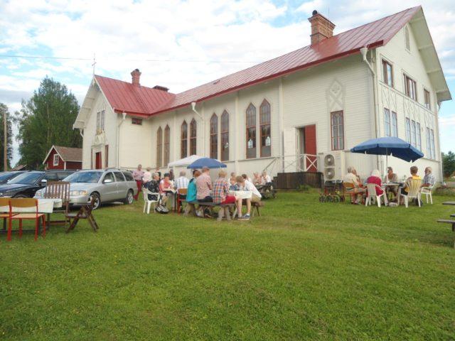 Besök Söderås missionshus – och ta en fika!