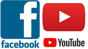 Kolla in oss på Youtube och Facebook!