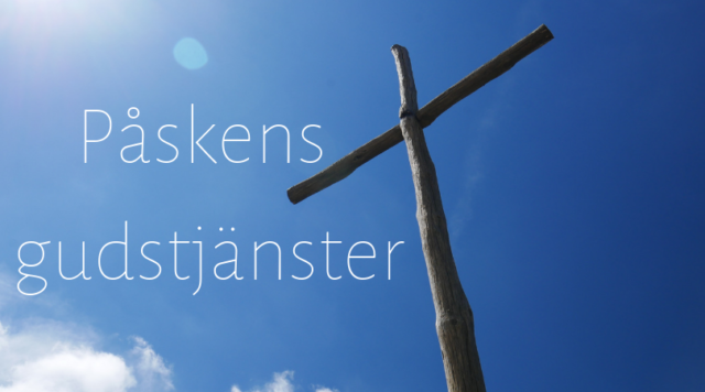 Påsken i Rosengårdskyrkan