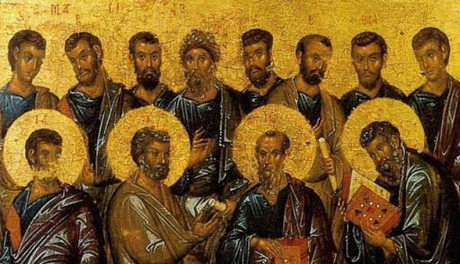 Söndag 12 juli Apostladagen