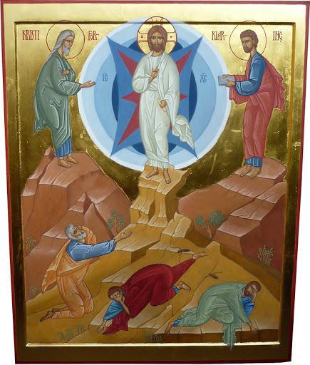 Söndag den 26 juli Kristi förklarings dag