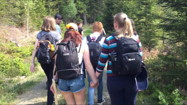 Tonårsscout Plönninge-Nissaström