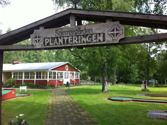 Gudstjänster på Planteringen i sommar