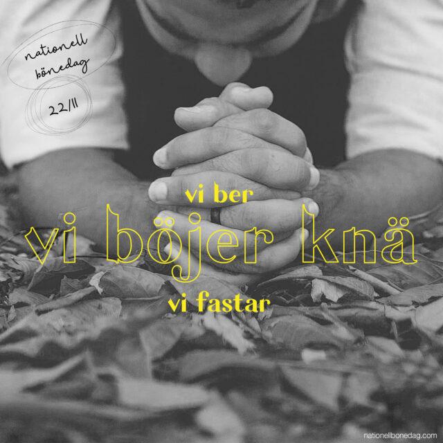 Nationell bönedag