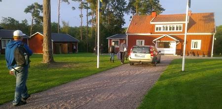 Församlingsdag på Broddetorps lägergård