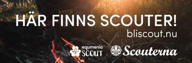 Skaffa en mer spännande fritid – bli scout!