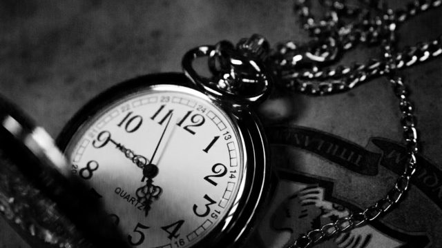 Våra gudstjänster byter tid!
