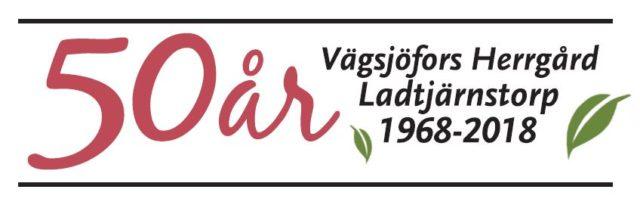 Vägsjöfors Herrgård firar 50 år