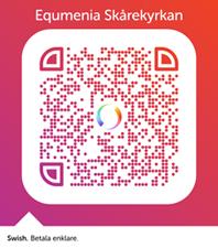 QR-kod Equmenia Skårekyrkan