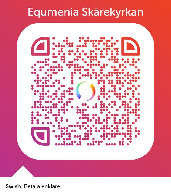 QR-kod, Equmenia Skårekyrkan