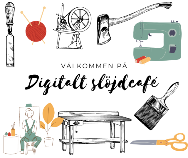 Digitalt slöjdcafé