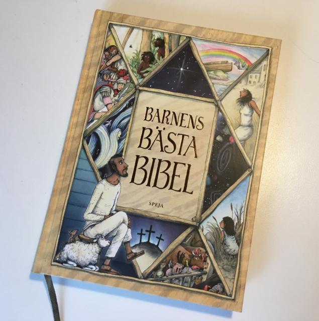 Bibelläsningsplan för barn och familjer