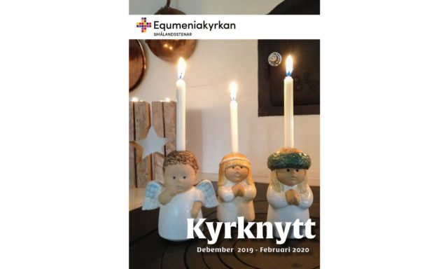 Kyrknytt December 2019 - Februari 2020