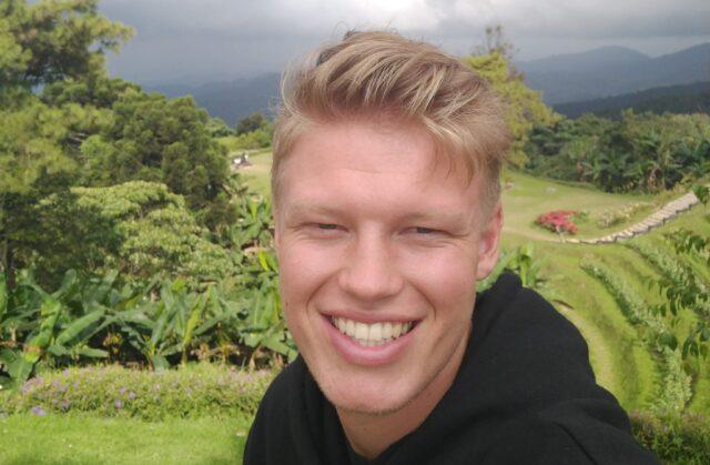 Välkommen Alfred Kjellberg! Vår nye ungdomsledare.