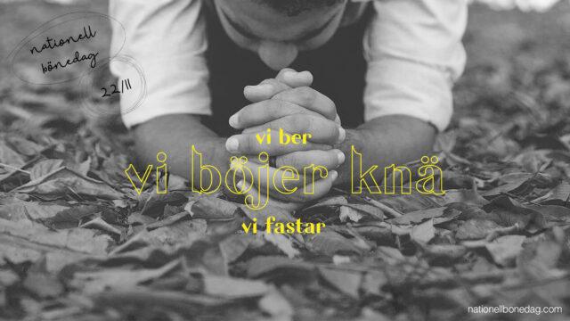 Nationell bön- och fastedag