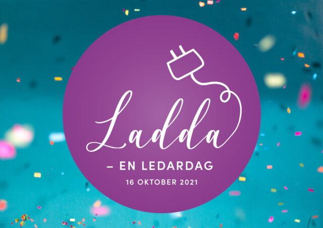 Ladda – en förmiddag för alla ledare