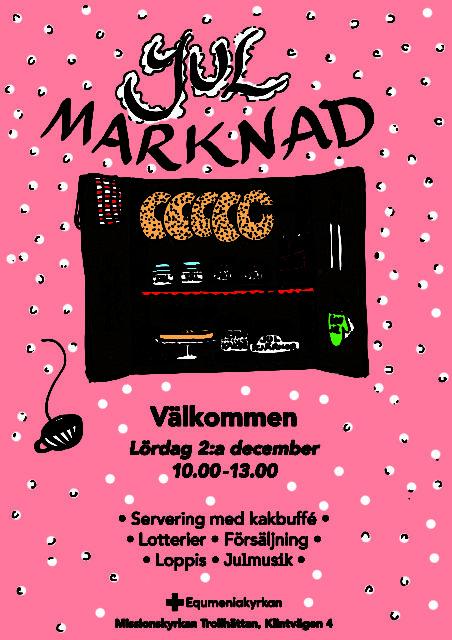 Julmarknad 2 december