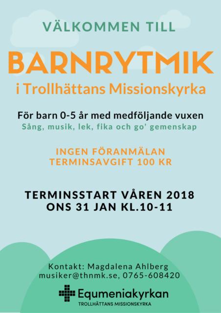 Barnrytmik