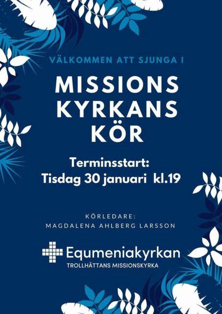 Missionskyrkans kör