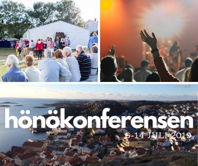 Hönökonferensen 2019 med Tonår