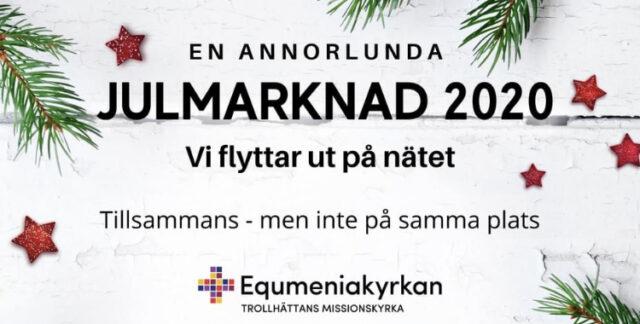 Julmarknad 2020