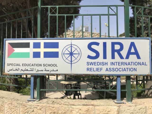 En hälsning från SIRA