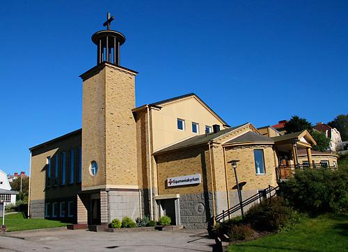 Gudstjänst i kyrkan 20 sept