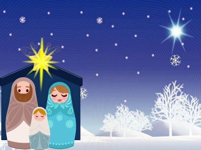 Jul i kyrkan