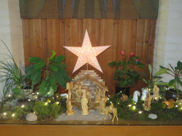 Julhälsning från vänförsamlingen i Dals-Ed