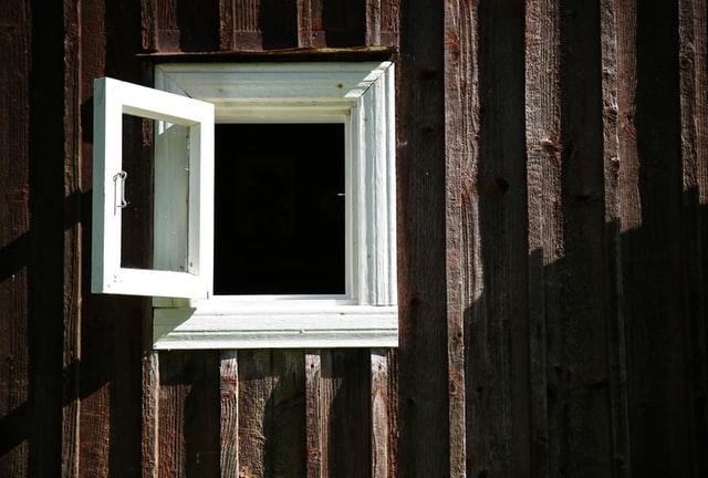 Öppna ditt fönster