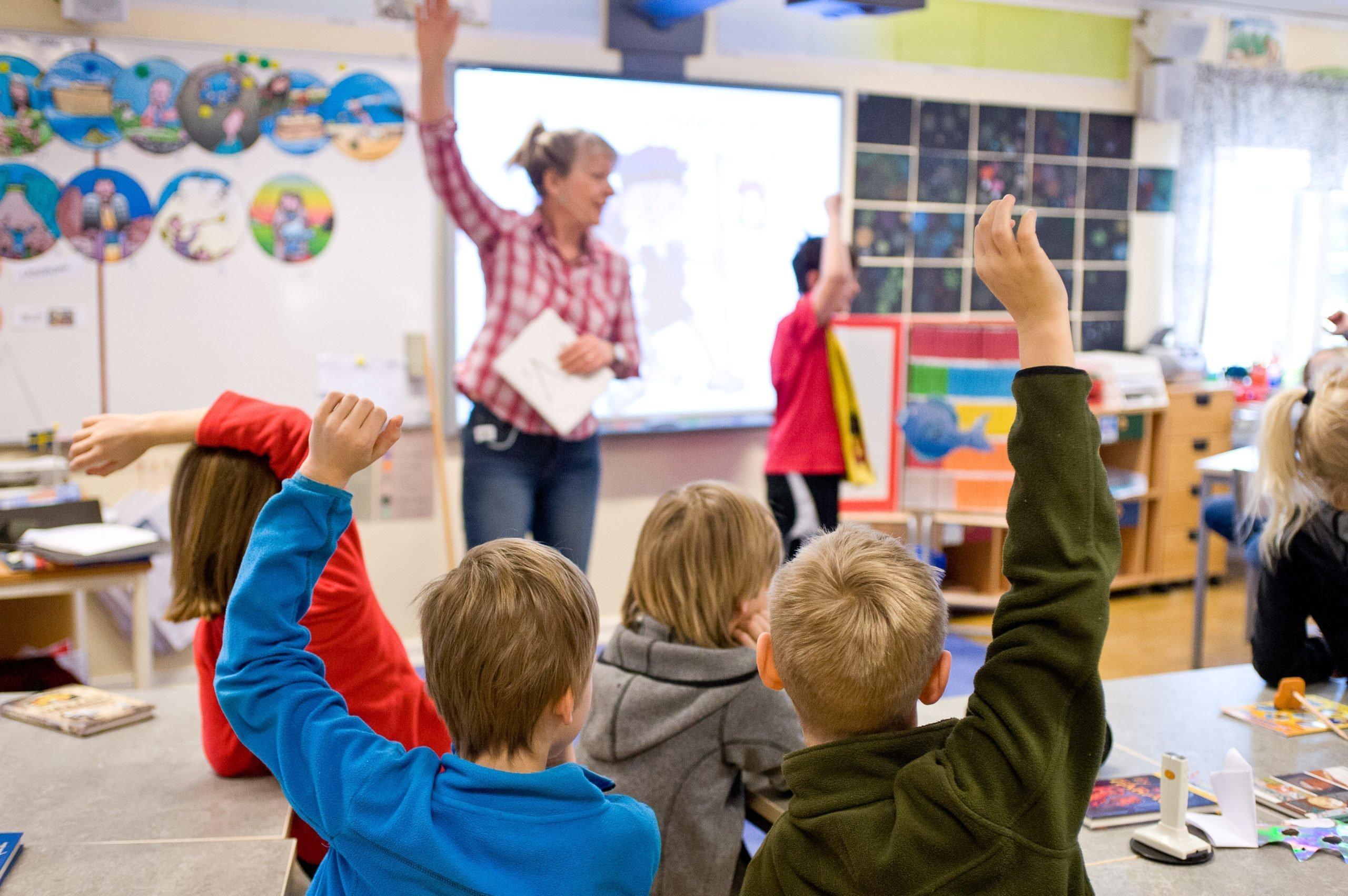 Bibeläventyret i klassrum