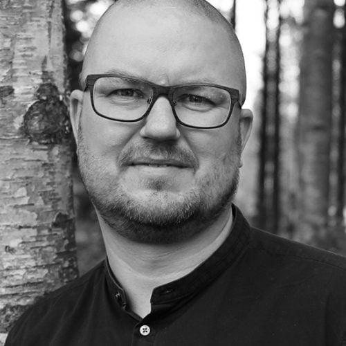 André Jakobsson, regional kyrkoledare Region Nord