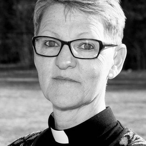 Charlotte Thaarup, regional kyrkoledare Region Syd