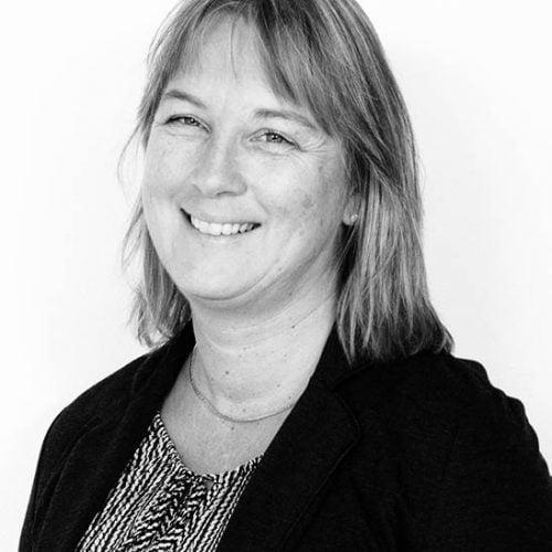 Christina Grafström, personal- och kanslichef