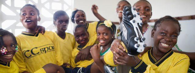 Fotbollstjejer Kongo-Brazzaville